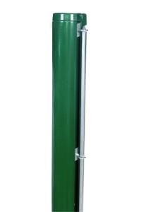 E-20201 Poste aluminio verde