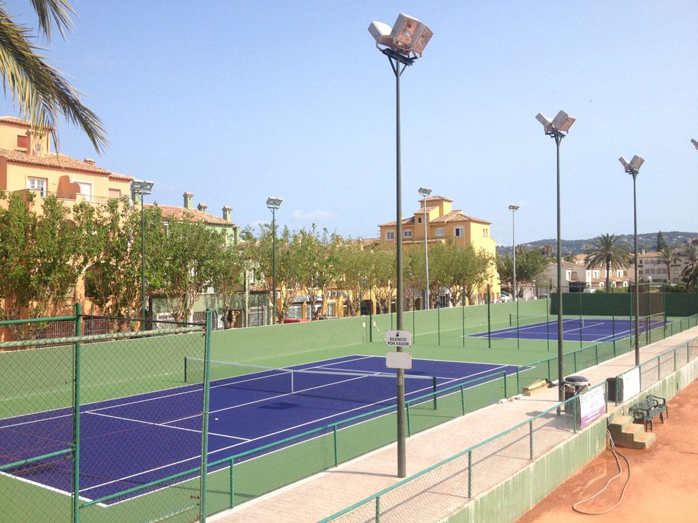 Club Tenis Javea